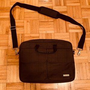 PREMIUM Laptop side bag. Virtually brand new